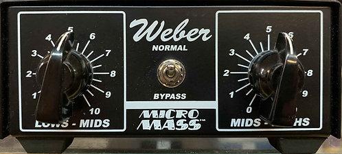 Weber Micro Mass Power Attenuator USED!!! MicroMass