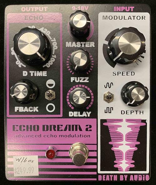 Death By Audio Echo Dream 2 USED!!!