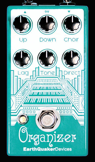 EarthQuaker Devices Organizer NEW!!!