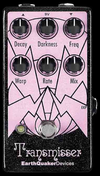 EarthQuaker Devices Transmisser NEW!!!
