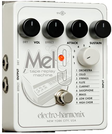 Electro-Harmonix Mel9 NEW!!! Mel 9