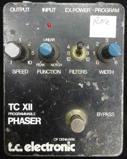 TC Electronic TC XII Programmable Phaser USED!!! scott rental