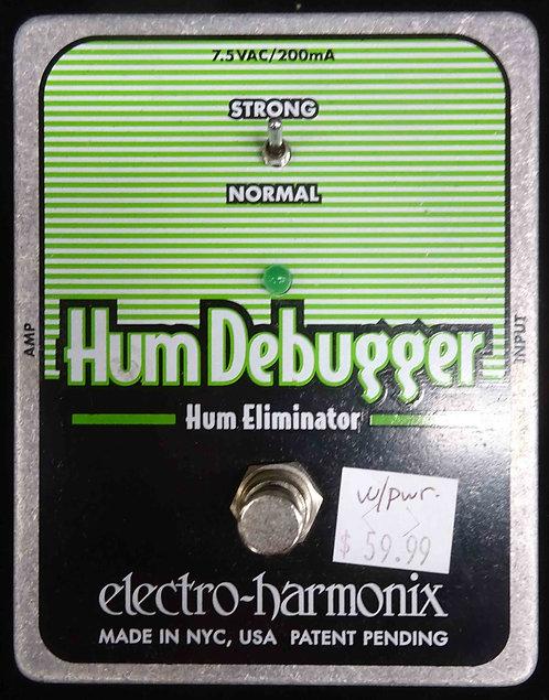 Electro-Harmonix Hum Debugger USED!!!