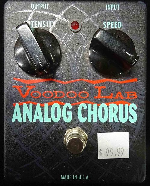 Voodoo Lab Analog Chorus USED!!!