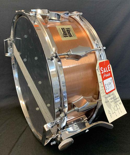 "Fibes 5x14"" Snare Drum VINTAGE!!!"