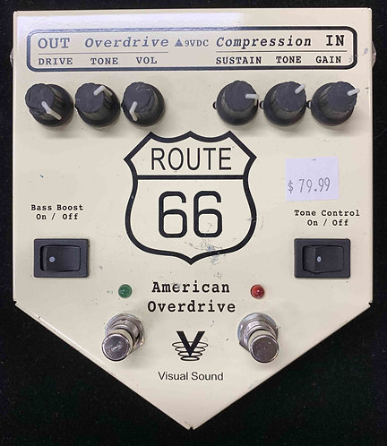 Visual Sound Route 66 USED!!!
