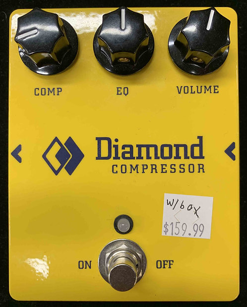 Diamond Compressor USED!!!