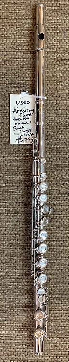 Armstrong Model 104 Flute USED!!!