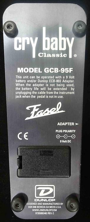 Dunlop GCB-95F Cry Baby Classic Wah USED!!! GCB95F