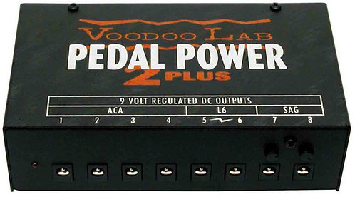 Voodoo Lab Pedal Power 2 Plus NEW!!!