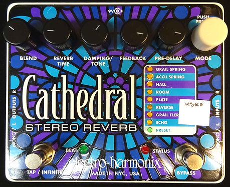 Electro-Harmonix Cathedral USED!!!