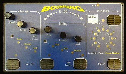 Boomerang E-155 USED!!!