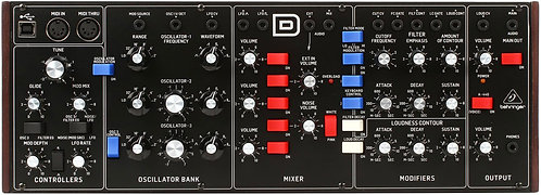 Behringer Model D Analog Synth NEW!!!