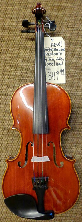 Trading Musician 3/4 Size Violin Outfit NEW!!!