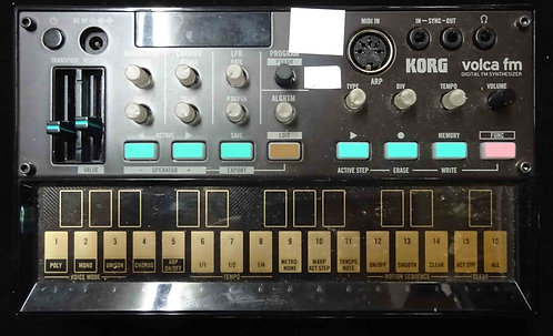Korg Volca FM Digital FM Synthesizer USED!!!