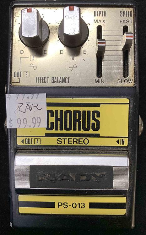 Nady PS-013 Stereo Chorus USED!!!