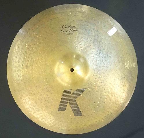 "Zildjian 20"" K Custom Dry Ride"