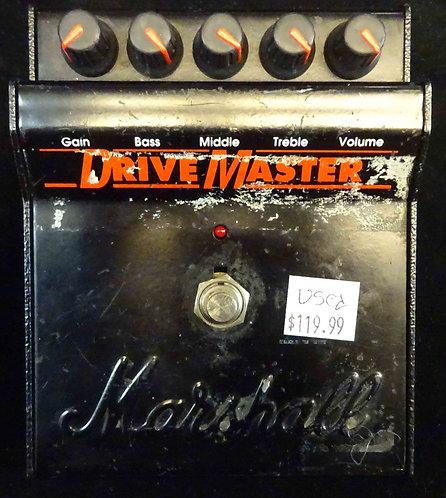 Marshall Drive Master USED!!!