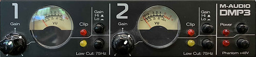 M-Audio DMP3 Dual Microphone Preamp USED!!!
