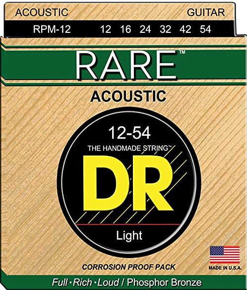 DR RPM-12 Rare 4 Pack