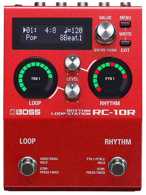 Boss RC-10R Rhythm Loop Station NEW!!! RC10R