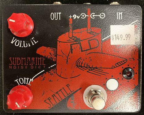 Noise Diet Submarine USED!!!