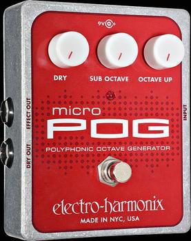 Electro-Harmonix Micro POG NEW!!!