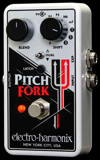 Electro-Harmonix Pitch Fork NEW!!! pitchfork