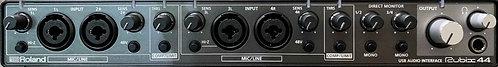 Roland Rubix 44 Audio Interface USED!!!