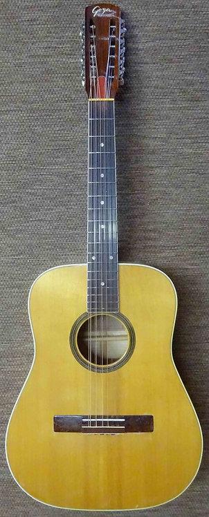 Goya TS-5 12-String VINTAGE!!!