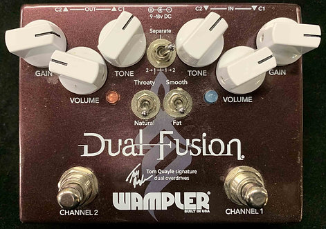 Wampler Dual Fusion USED!!!