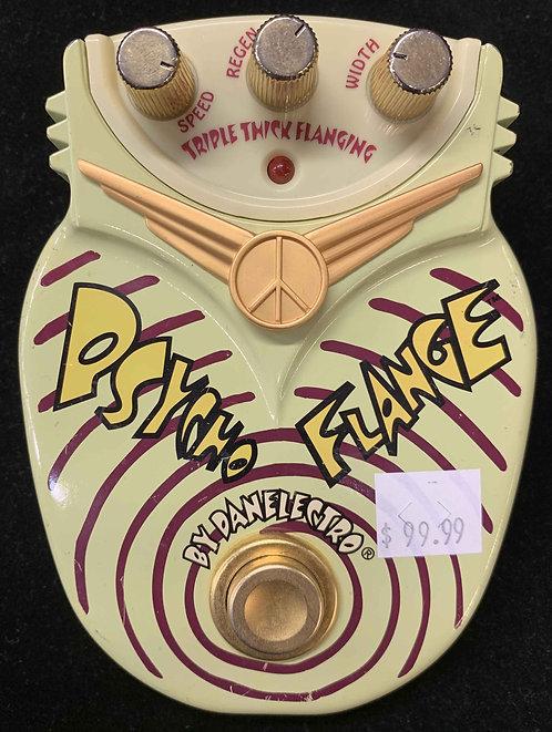 Danelectro Psycho Flange USED!!!