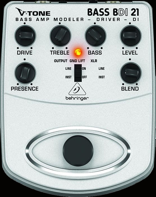 Behringer BDI21 NEW!!!