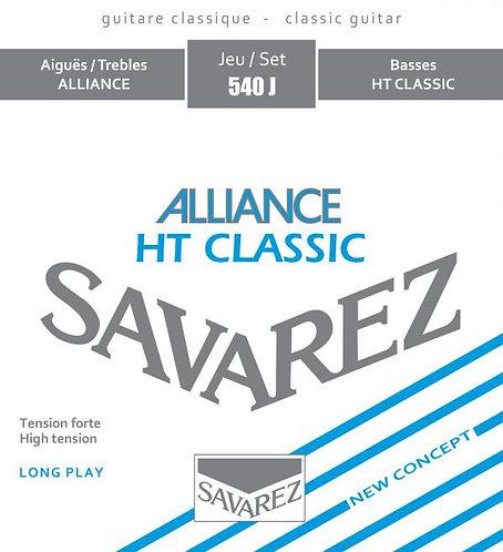 Savarez Alliance HT Classic High Tension 540J (2 Pack)
