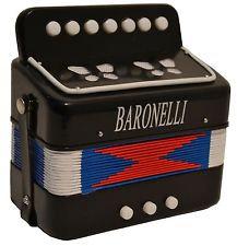 Baronelli Mini Accordion NEW!!!