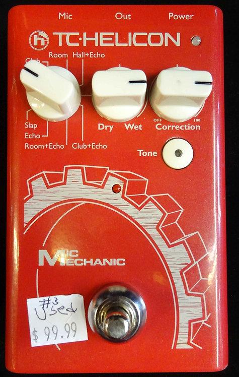 TC Helicon Mic Mechanic USED!!!