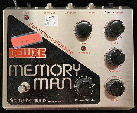 Electro-Harmonix Deluxe Memory Man USED!!!