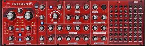 Behringer Neutron Paraphonic Analog and Semi-Modular Synthesizer USED!!!