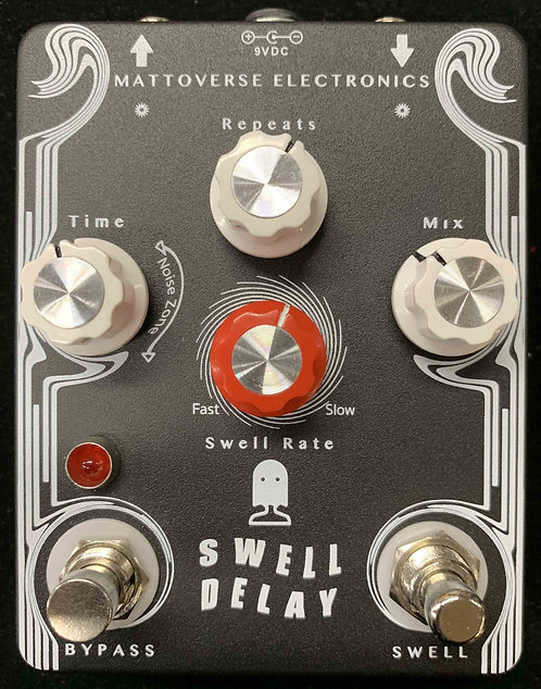 Mattoverse Electronics Swell Delay USED!!!