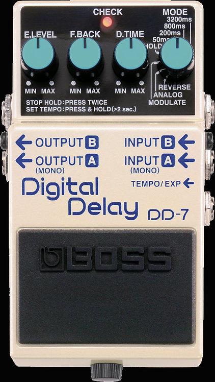 Boss DD-7 Digital Delay NEW!!! DD7