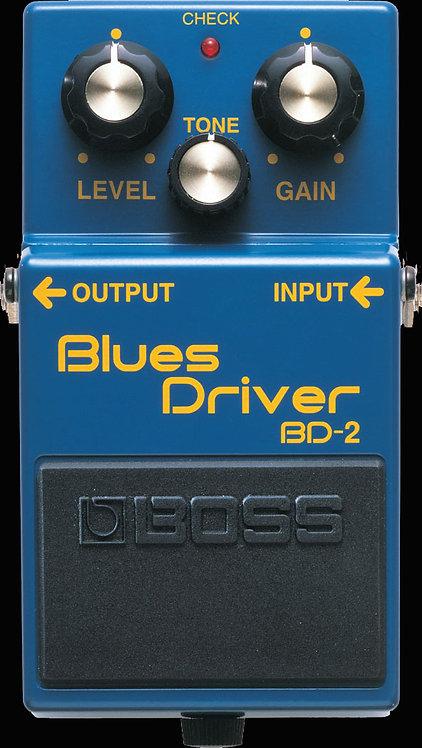 Boss BD-2 Blues Driver NEW!!! BD2