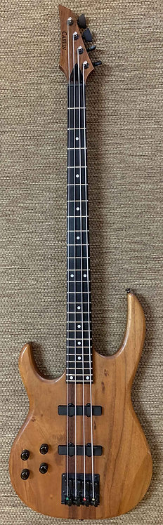 Carvin Left Handed Bass USED!!!