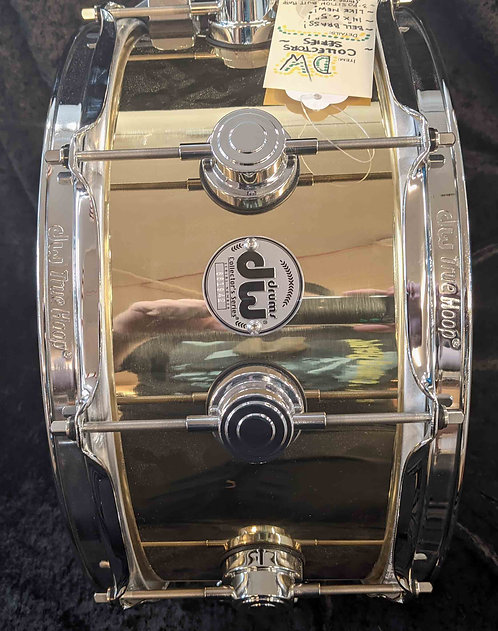 DW Collector's Series Snare Drum USED!!!