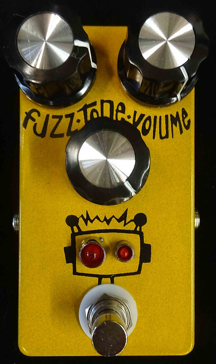 Hungry Robot Pedals The Hungry Robot FZ NEW!!!