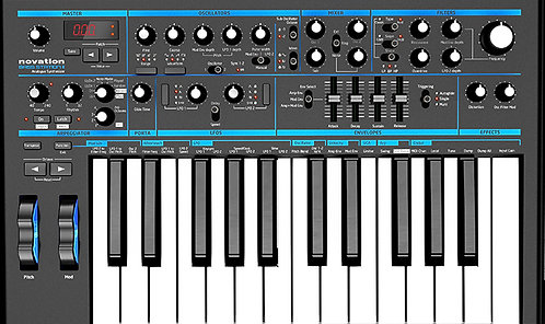 Novation Bass Station II NEW!!!