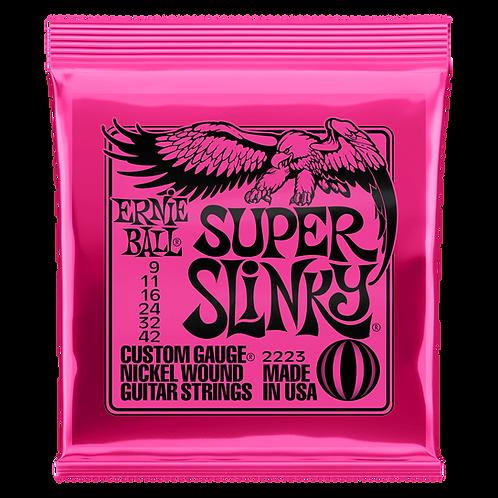 Ernie Ball Super Slinky 5 Pack