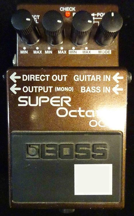 Boss OC-3 Super Octave USED!!! OC3