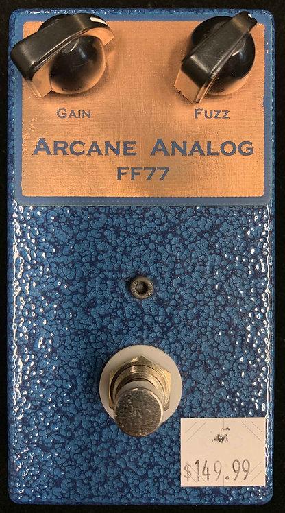 Arcane Analog FF77 USED!!!