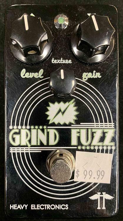 Heavy Electronics Grind Fuzz USED!!!