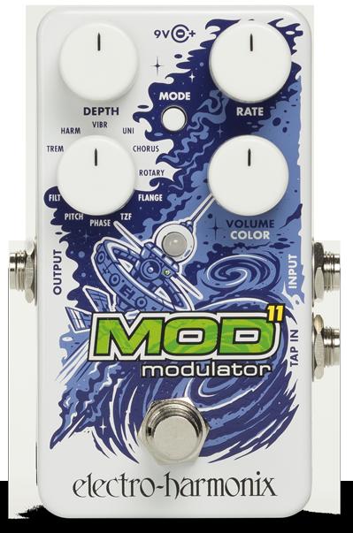 Electro-Harmonix Mod 11 Modulator NEW!!!